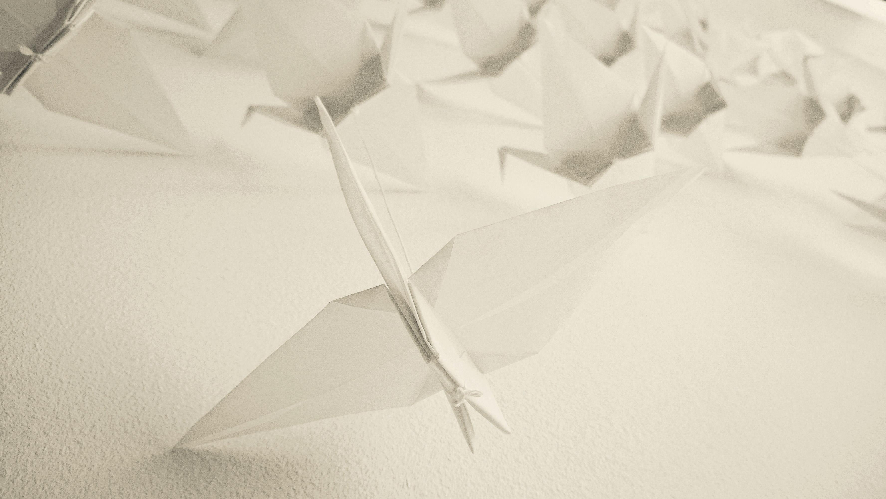 Contact us - Origami Cranes - Contact us