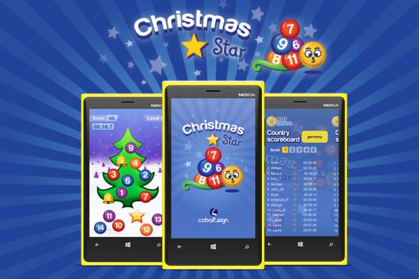 Apps - PortfolioChristmasStar