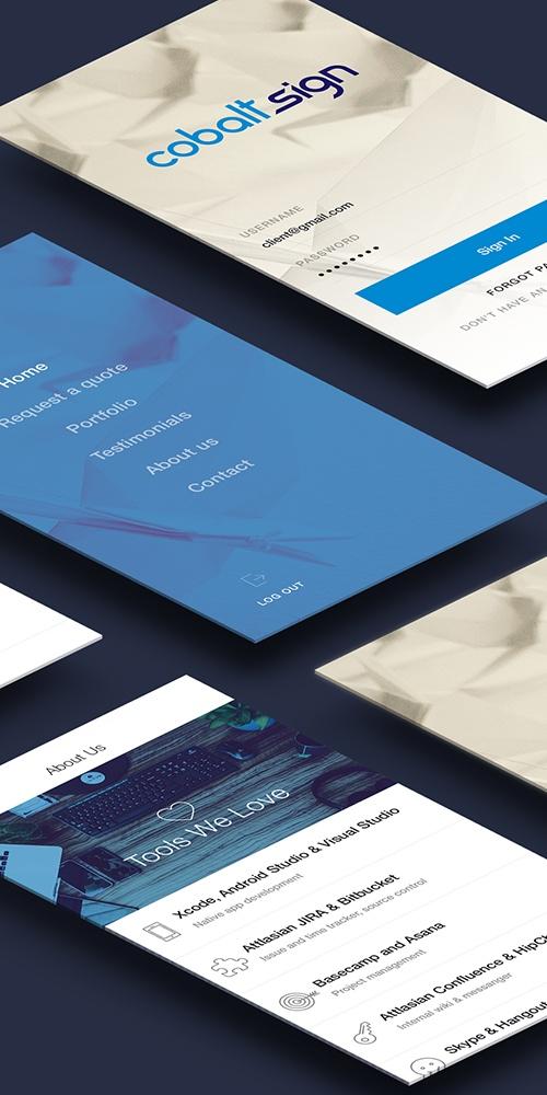 CobaltSign-Mobile-App-UI-Design