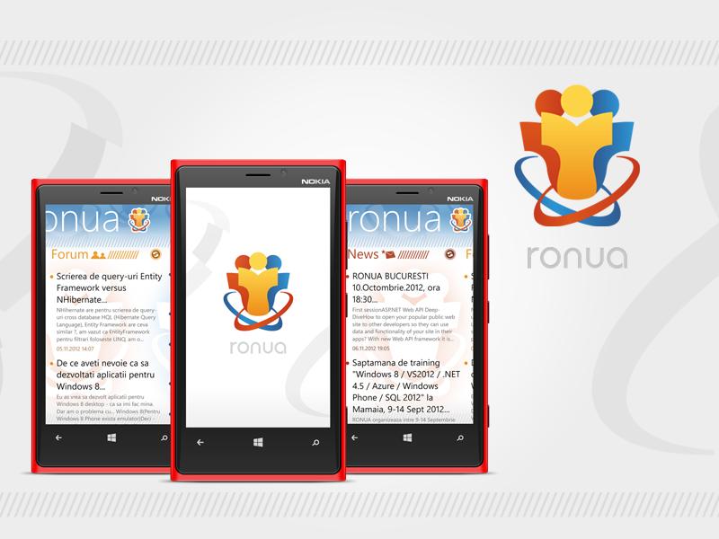 Apps - Ronua