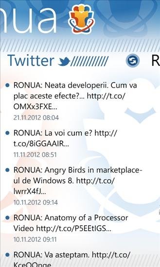 RONUA app