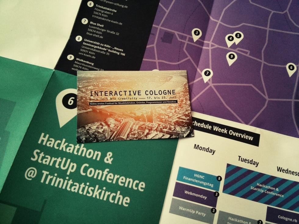 Interactive Cologne