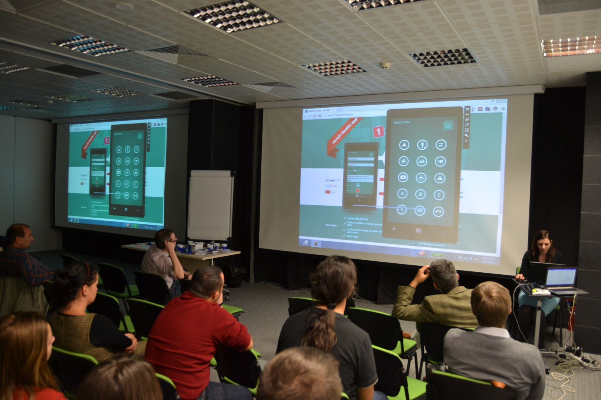 Windows Phone Week Timisoara