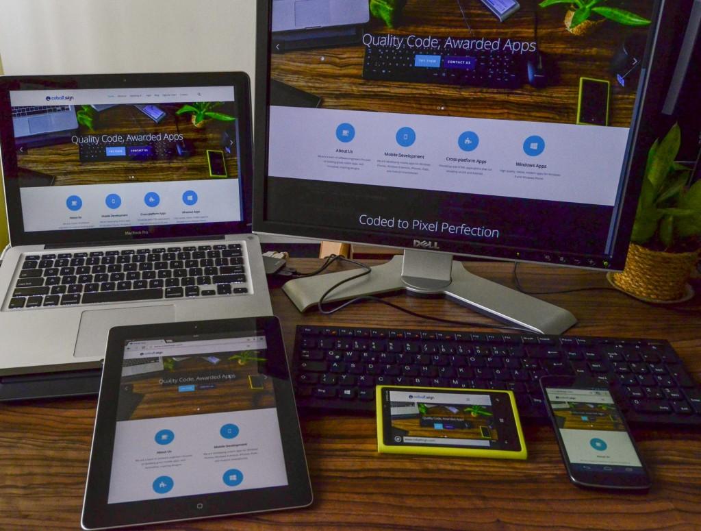 cobaltsign website new looks