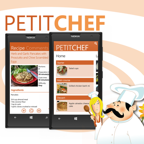 Apps - Petitchef