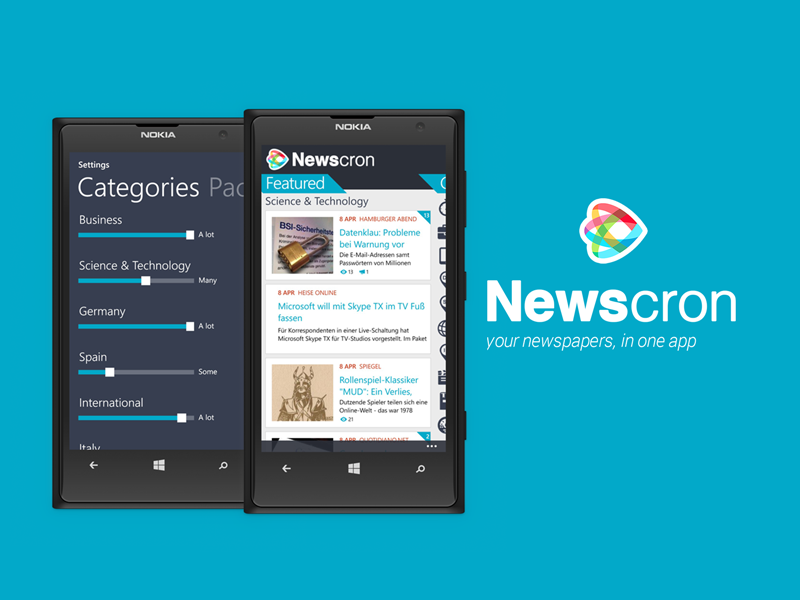 Apps - newscron