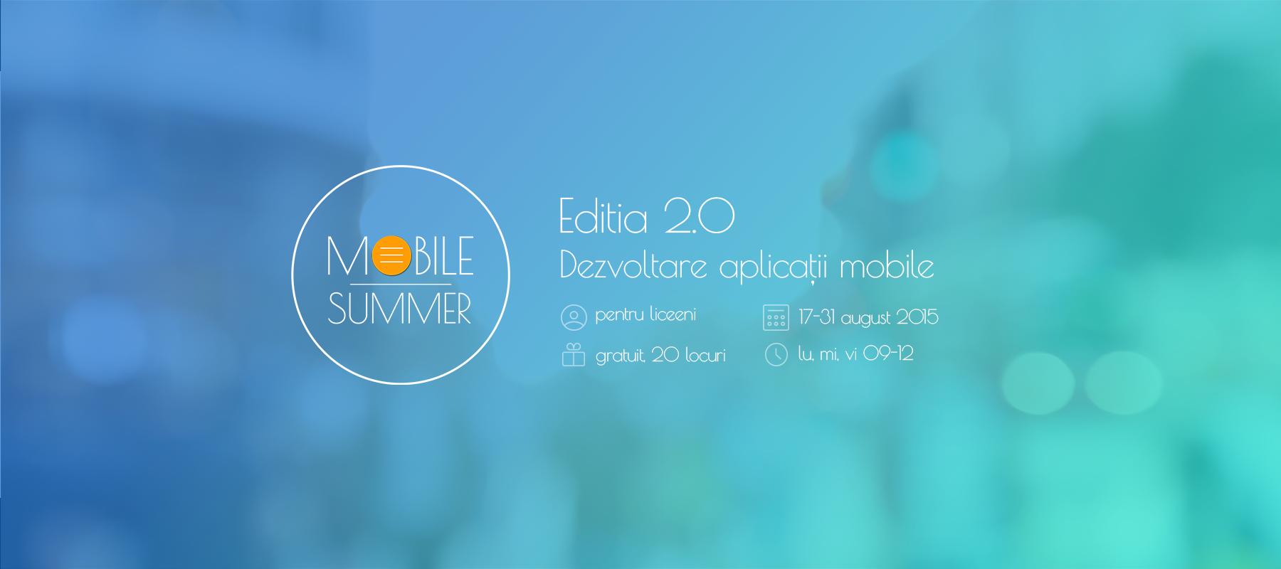 Mobile Summer 2.0