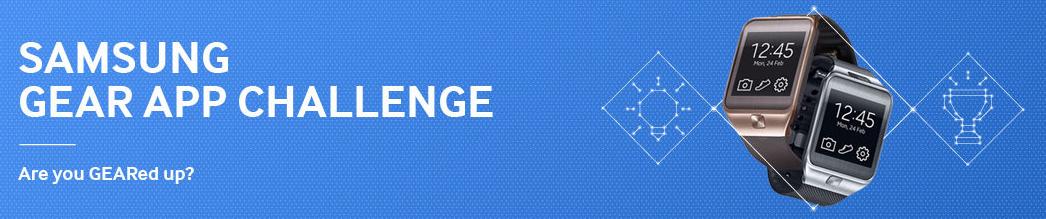 Samsung Gear App Challenge – Tea Cup in Round 2