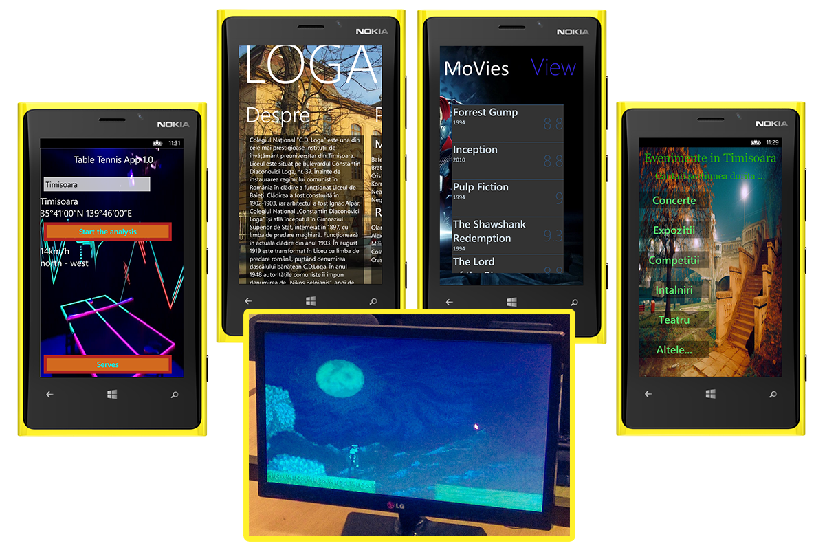 Mobile Summer 1.0 Apps