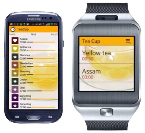 Samsung App Challange