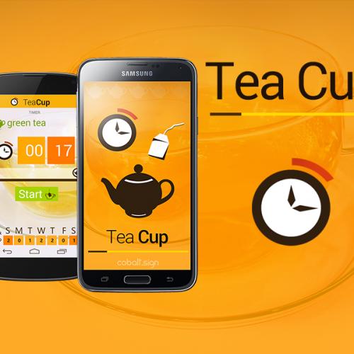 Apps - tea timer