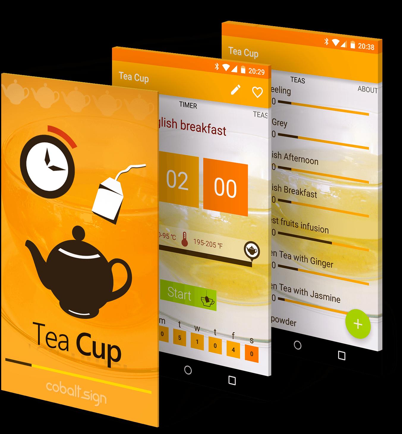TeaCup-Portofolio