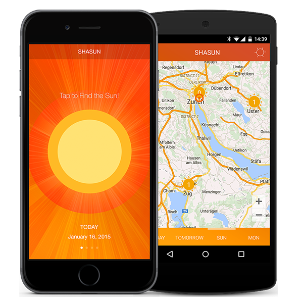 Apps - weather app