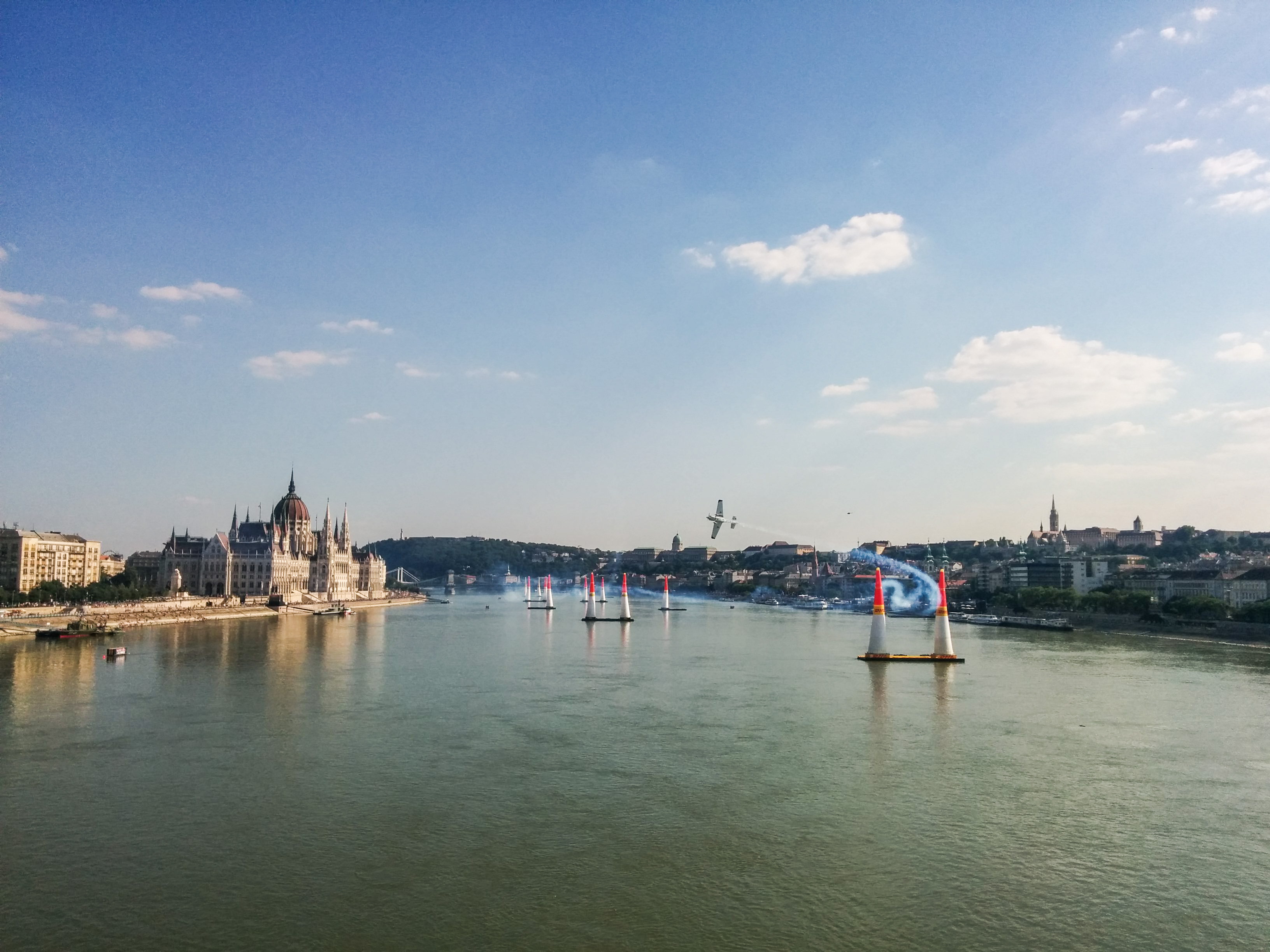 Team Building in Budapest – Red Bull Air Race