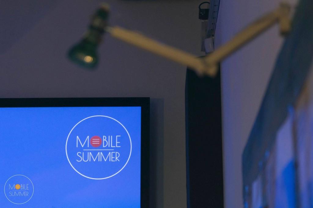 Mobile Summer by Cobalt Sign