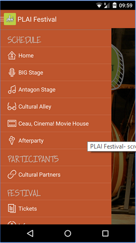 plai festical updated mobile apps