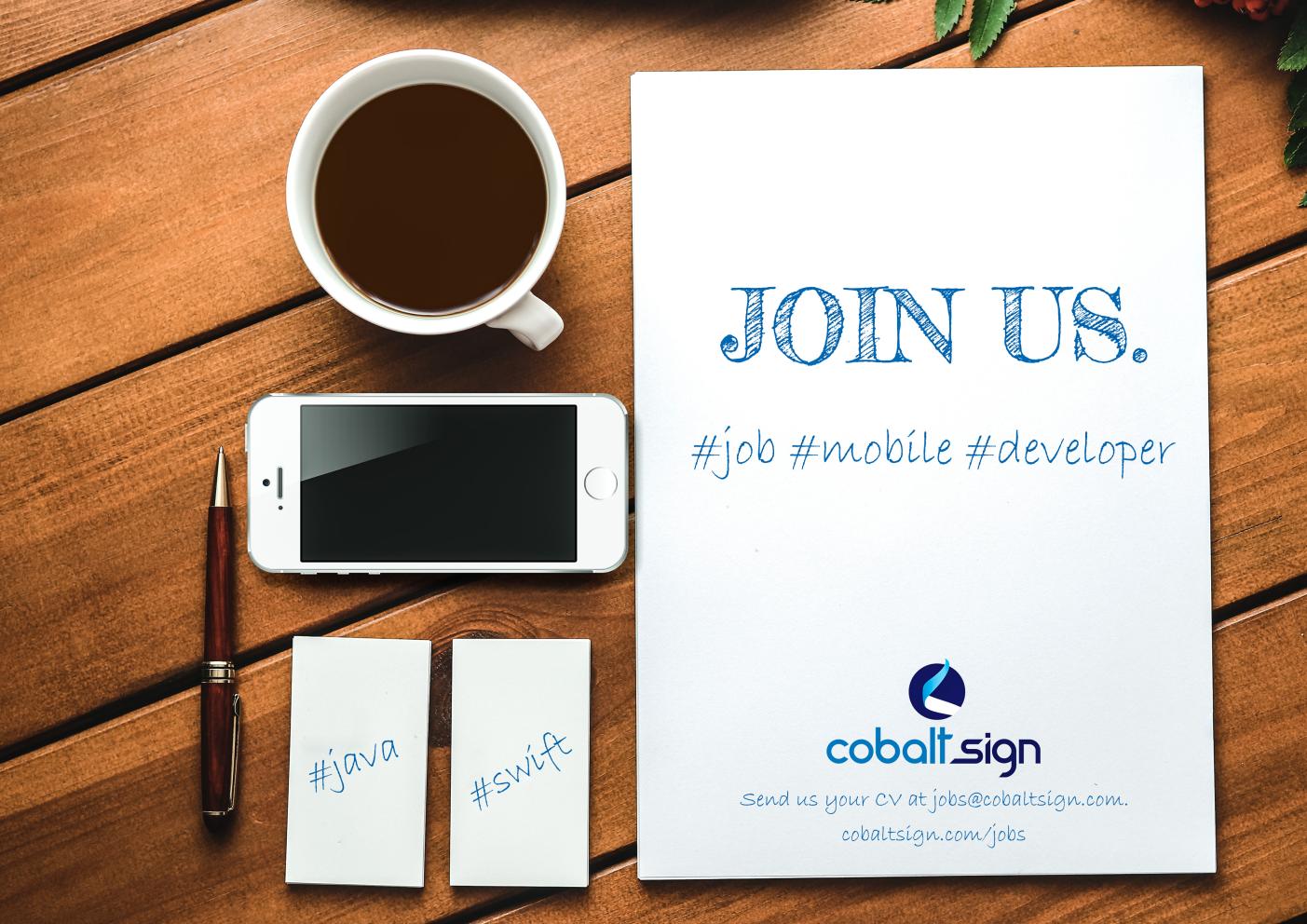 Join our team! #junior #mobile #developer