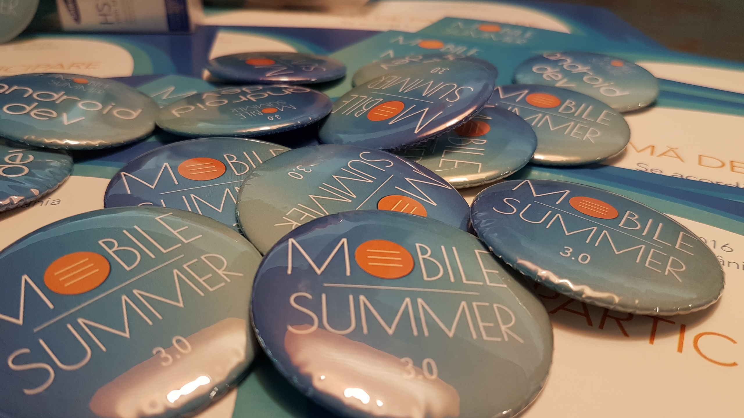 Mobile Summer - apps and awards