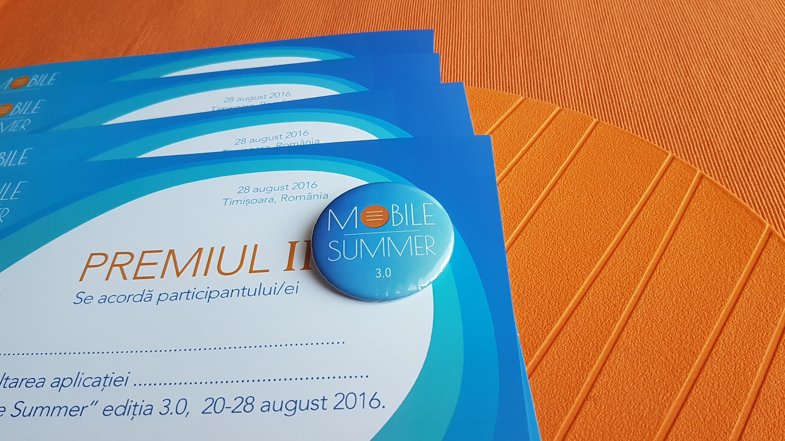 Mobile Summer 3.0 – Apps and Awards