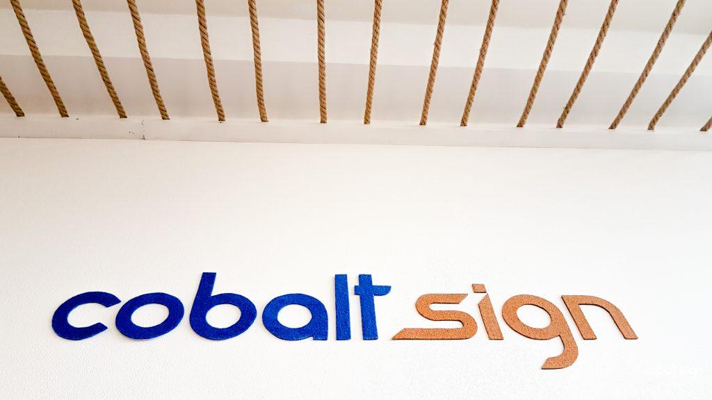cobalt sign office