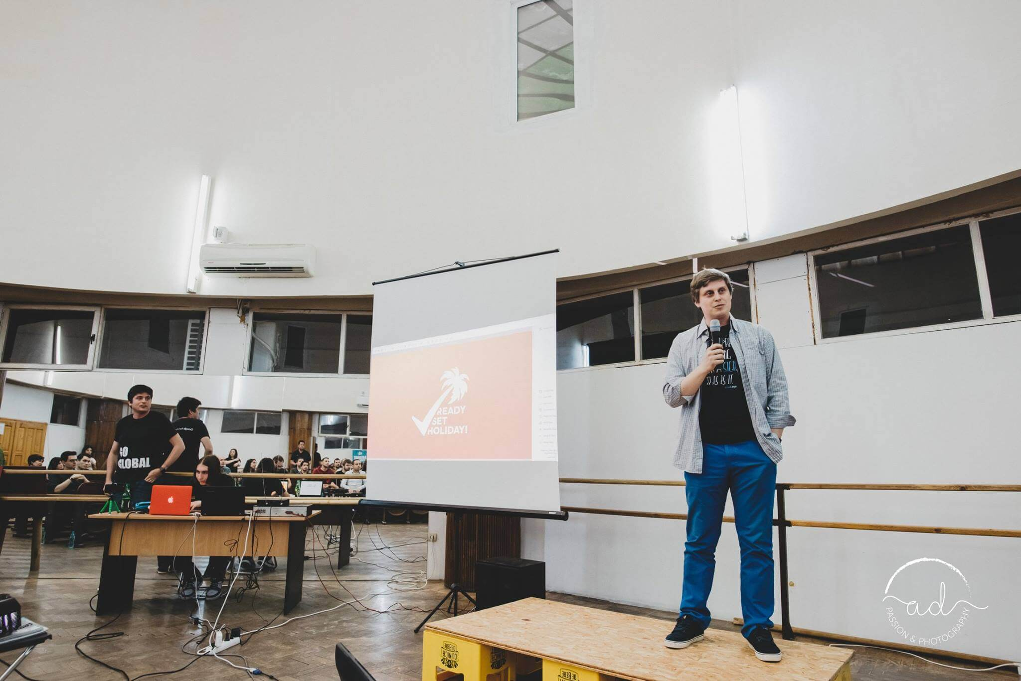 Timisoara Startups Demo Day – The road to 1 million downloads