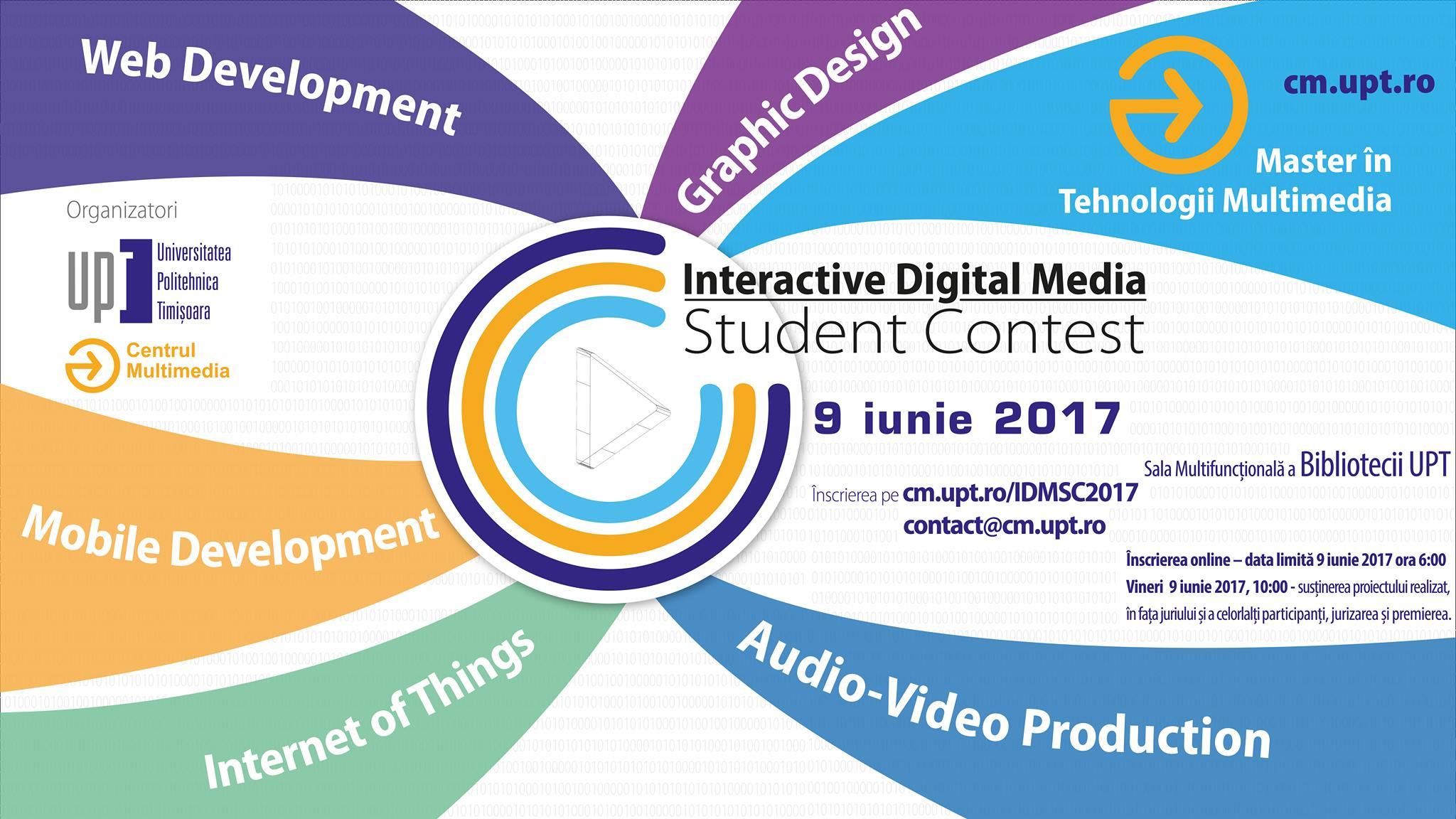 Cobalt Sign @ Interactive Digital Media Contest