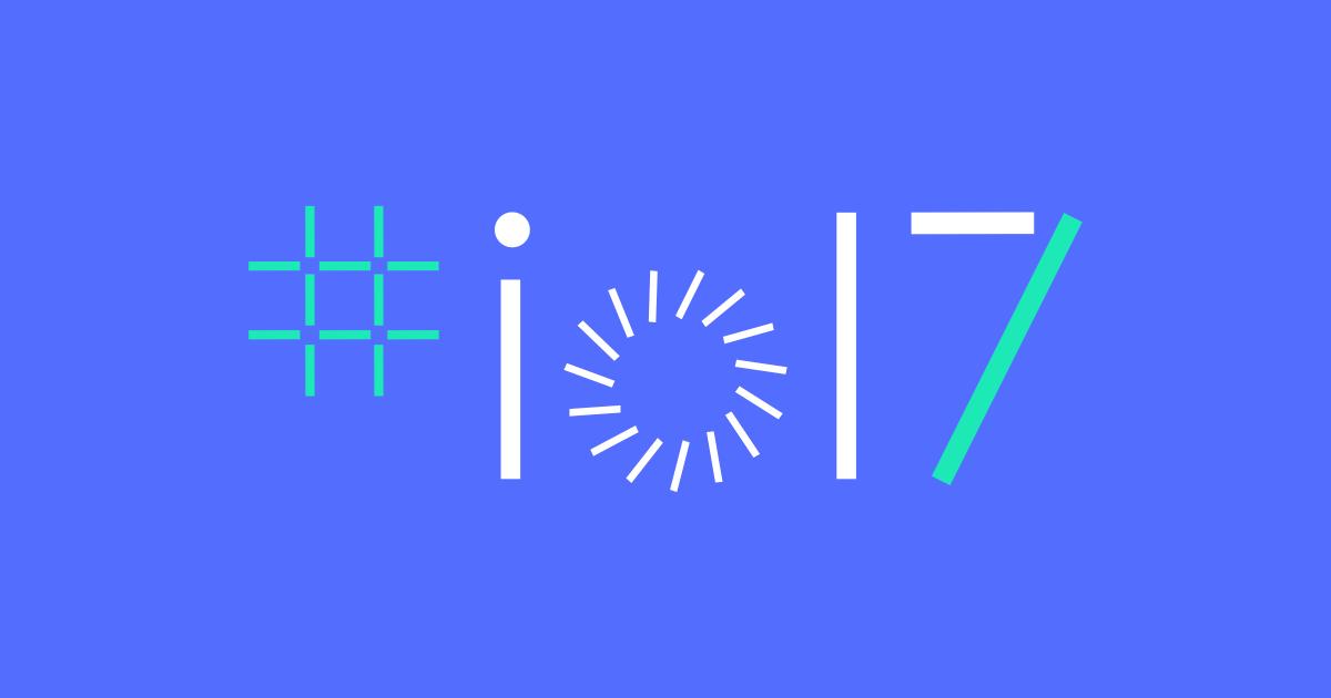 Google I/O Extended 2017 Timișoara