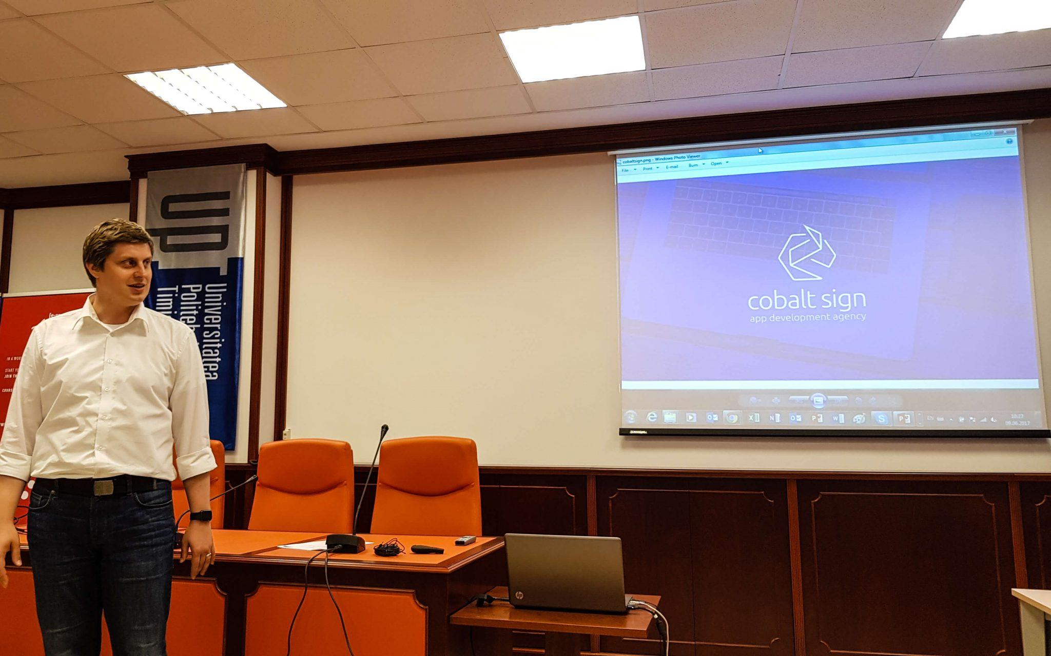 Cobalt Sign partner at the digital media contest-2