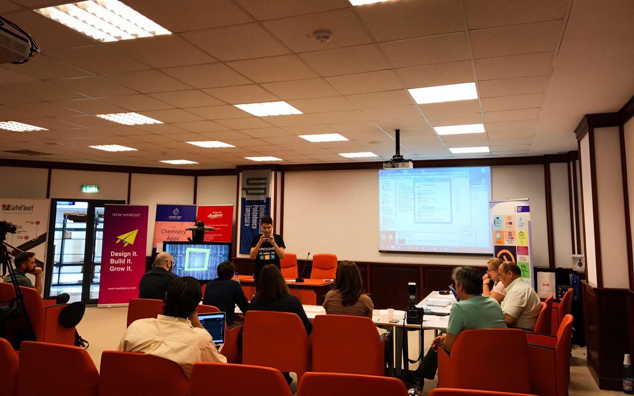 Cobalt Sign partner at the digital media contest-5
