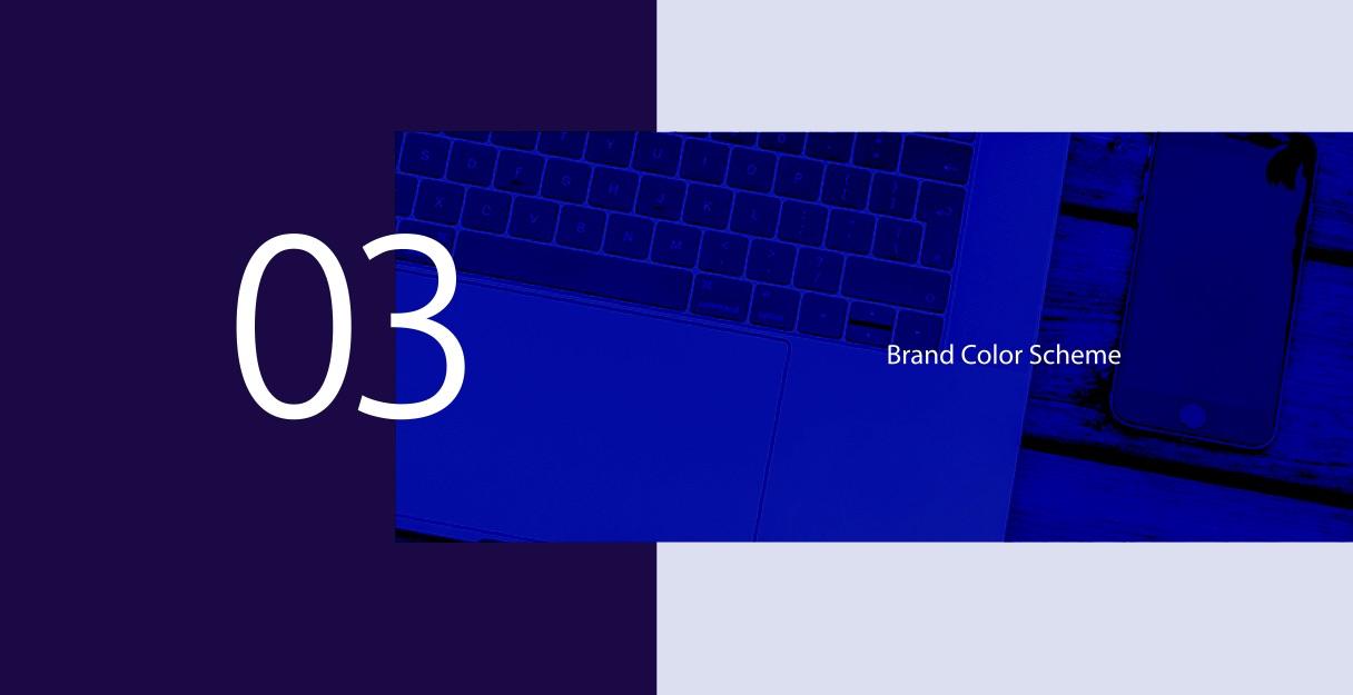 Cobalt Sign brand color scheme