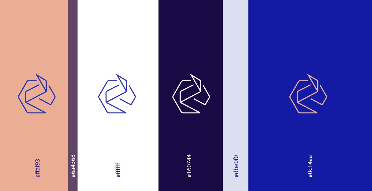 Cobalt Sign color scheme
