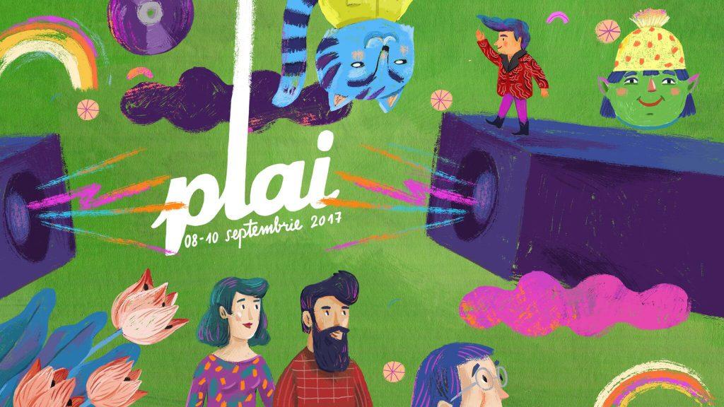 Plai Festival app