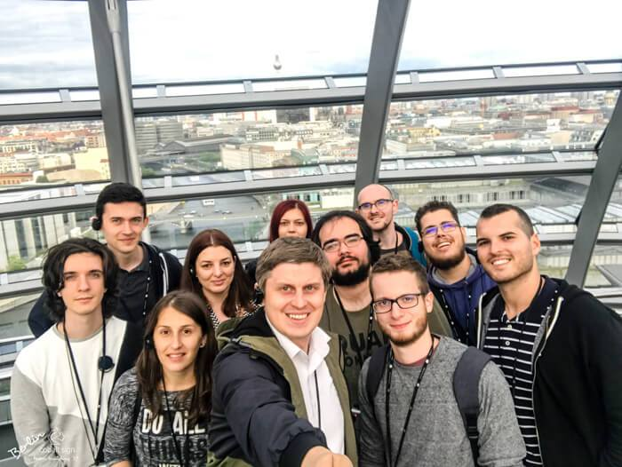 App development - Cobalt-Sign-Teambuilding-Berlin