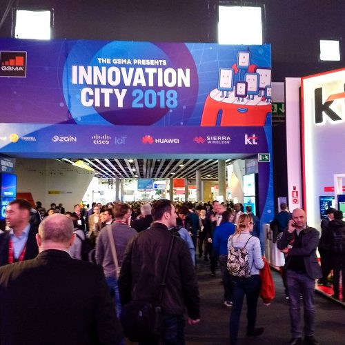 Mobile World Congress 2018 - Day 1.1