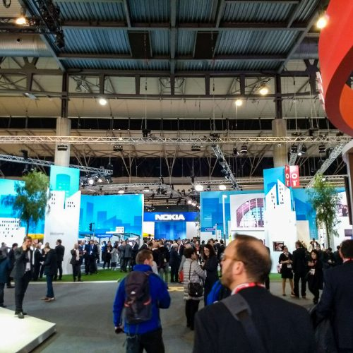 Mobile World Congress 2018 - Day 2