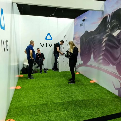 Mobile World Congress 2018 - Day 3 (4)