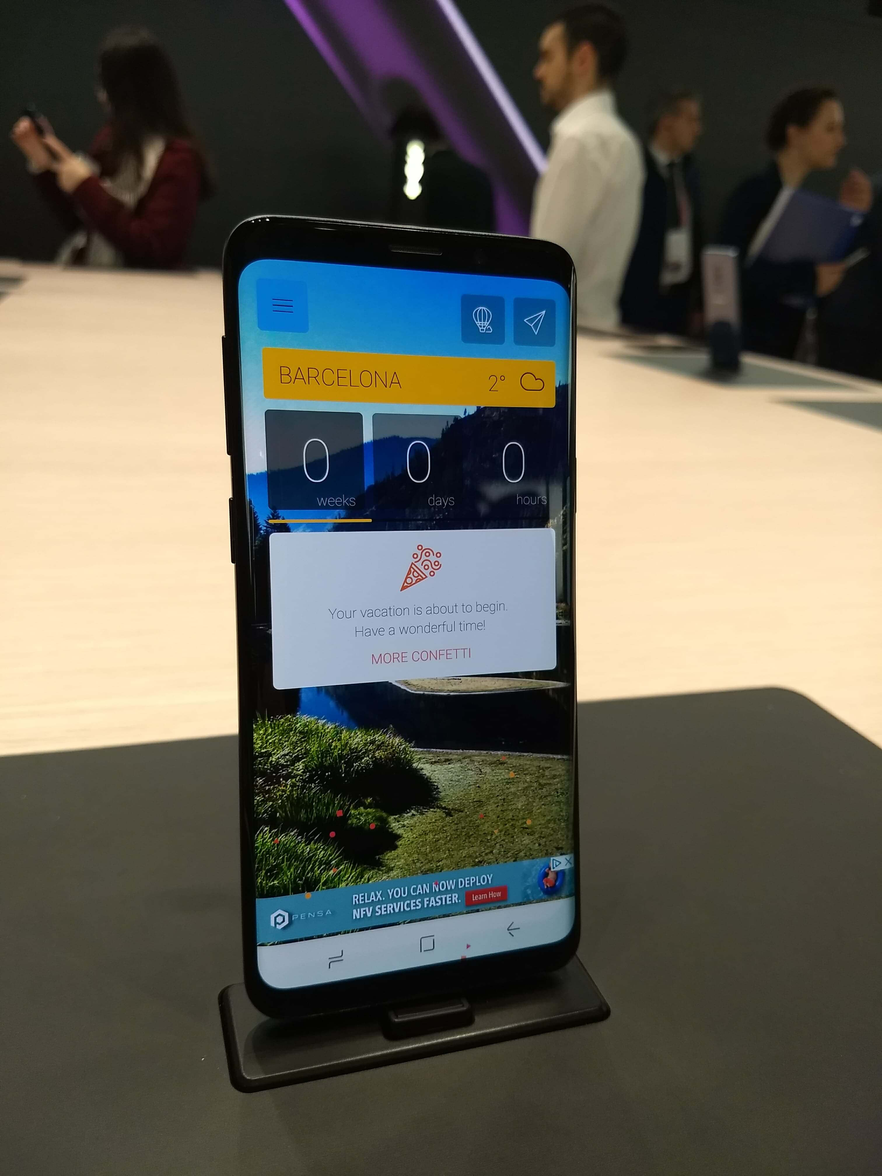 Mobile World Congress 2018 devices 1