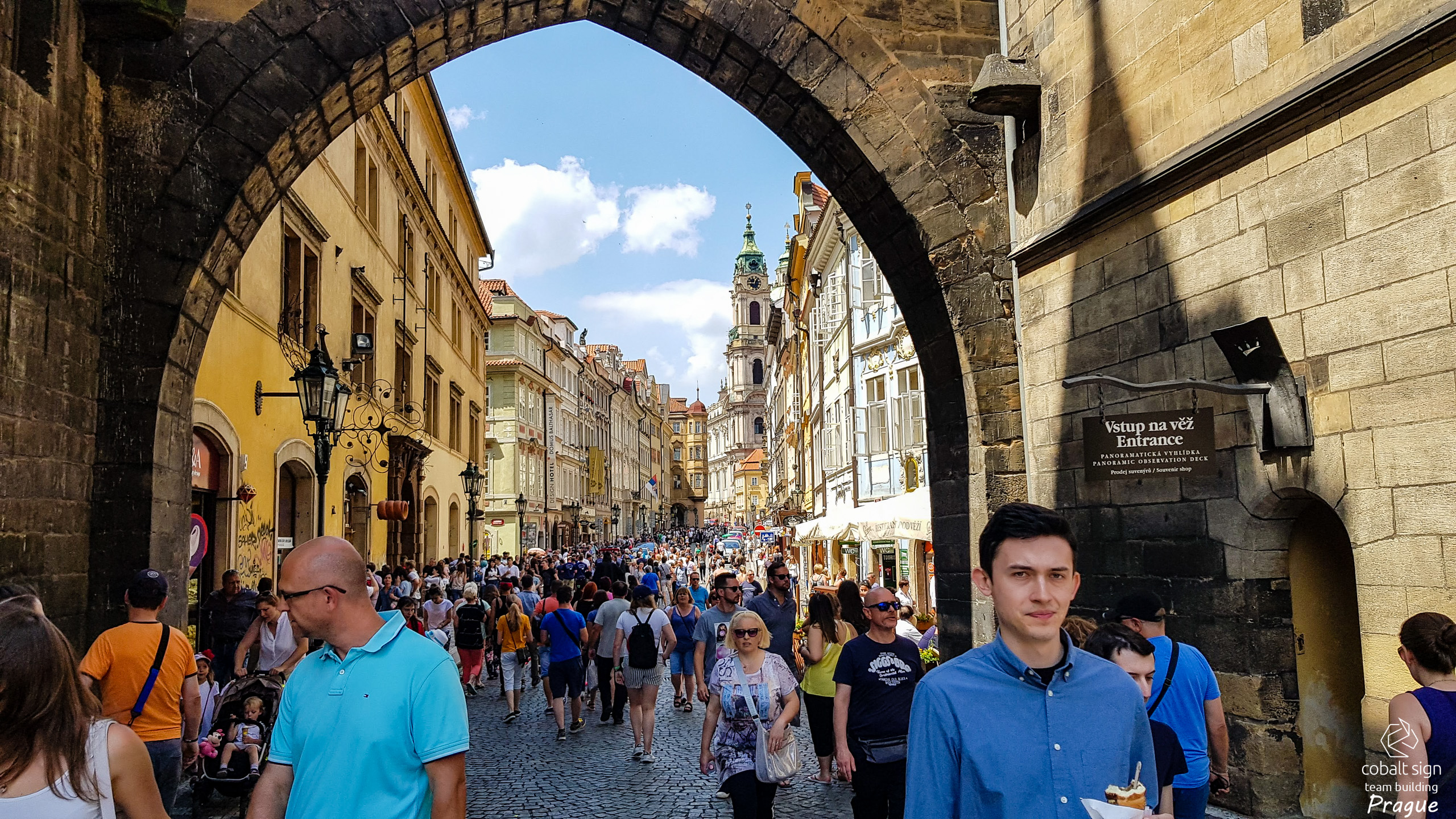 Cobalt Sign Team building Prague 2018 - Sightseeing & mDevCamp (20 of 59)