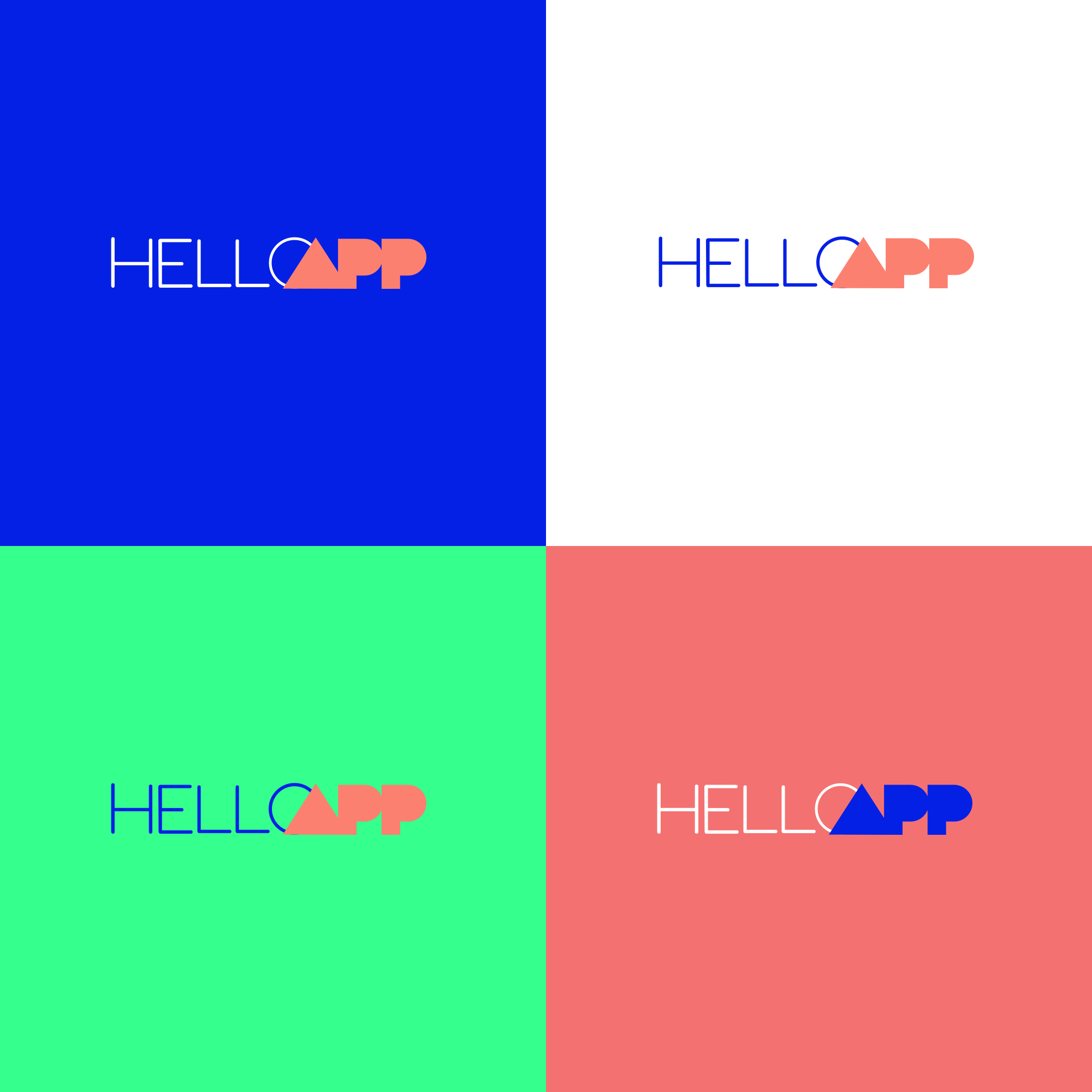 Hello App Logo