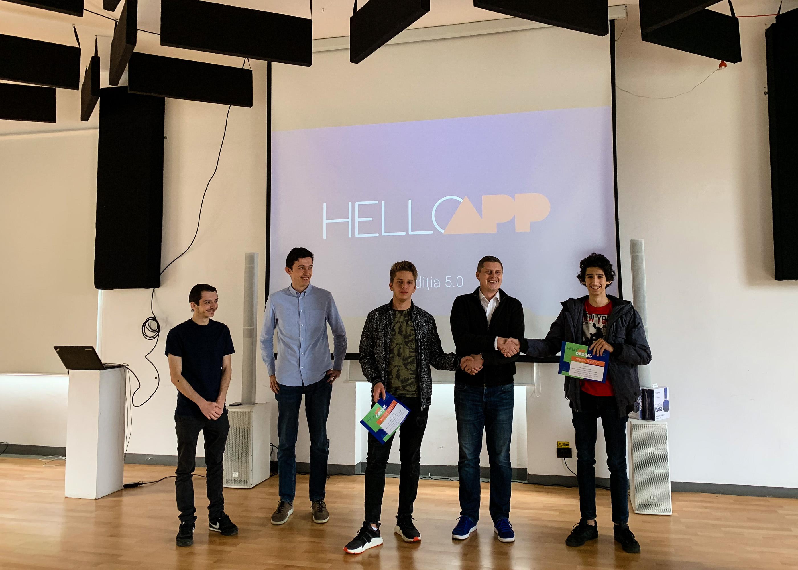 Hello App Free App Development Sessions