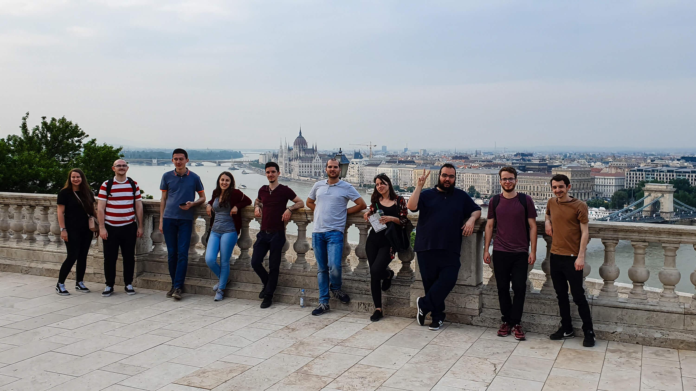 Budapest-Teambuilding-Team