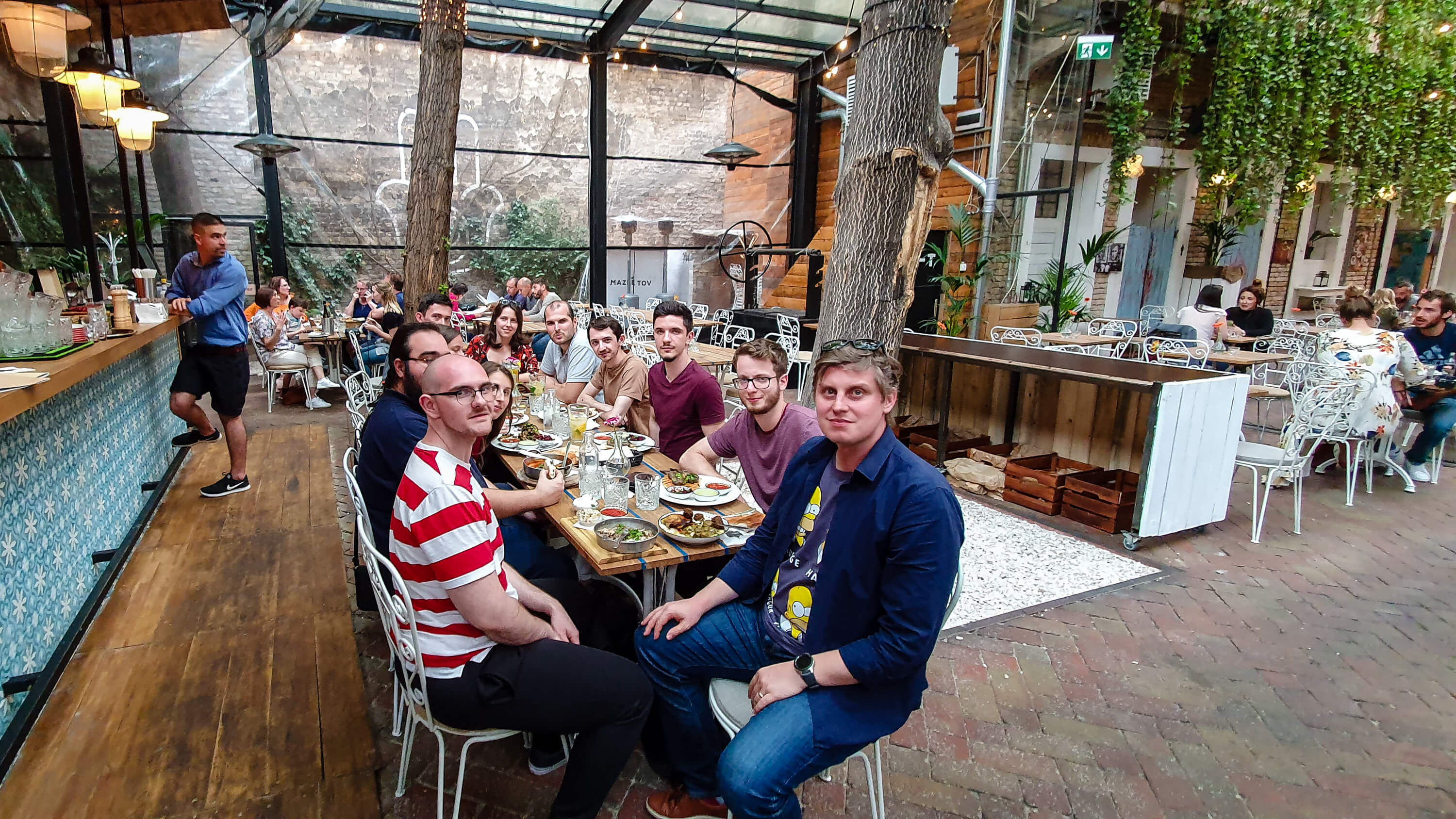 Teambuilding in Budapest 2019-30