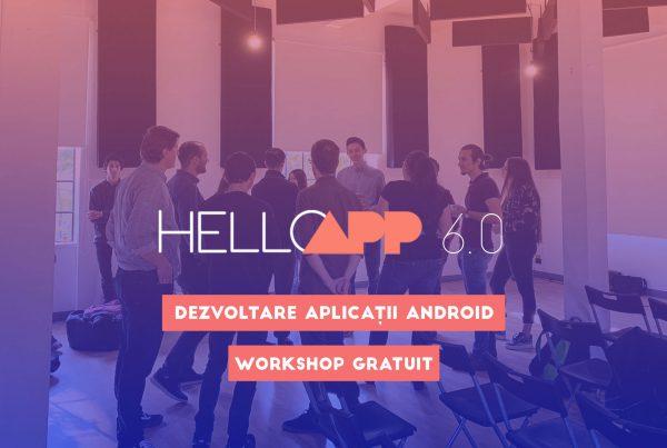 app development workshop
