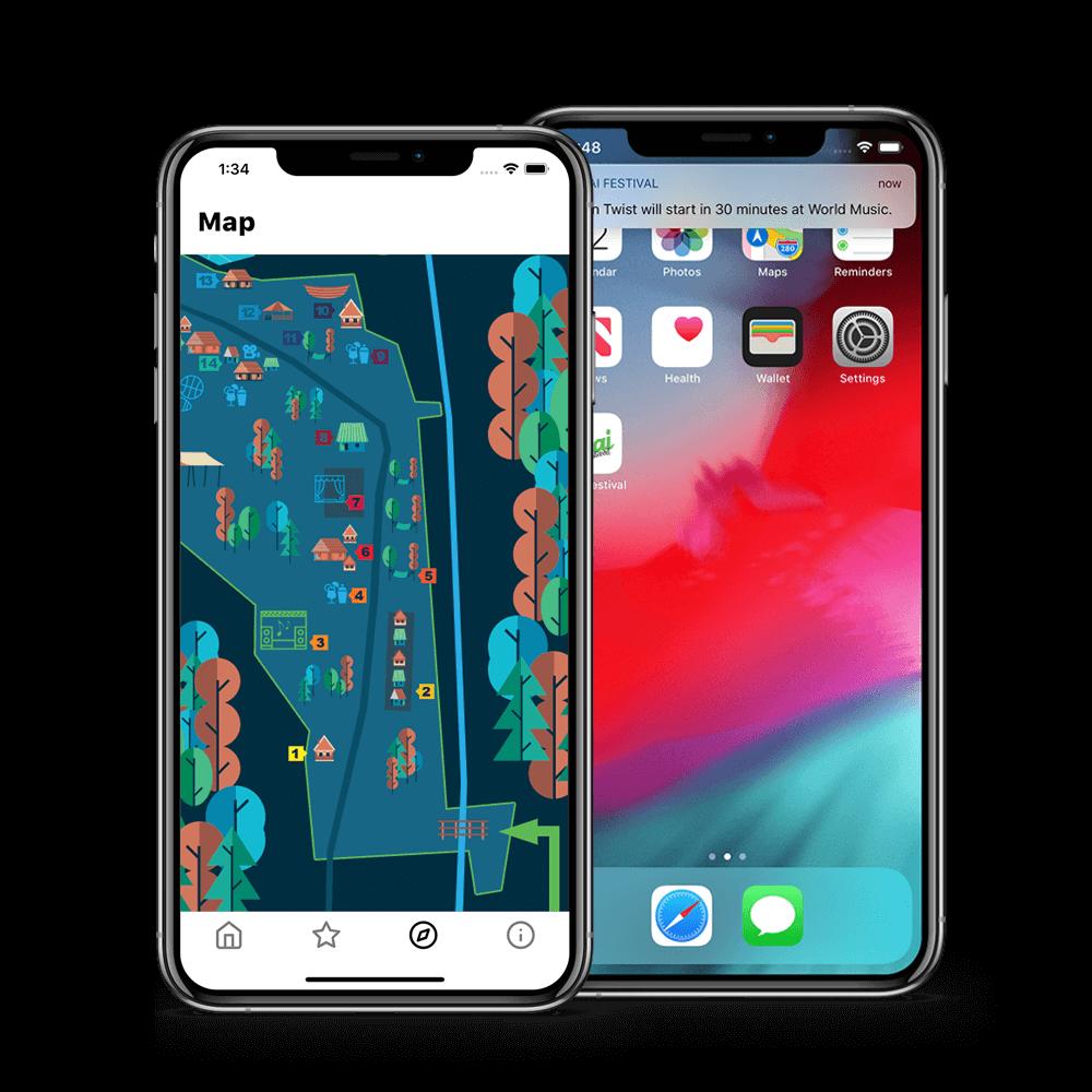 PLAI Festival Apps