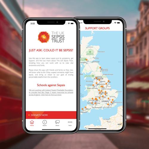 Pro bono app development