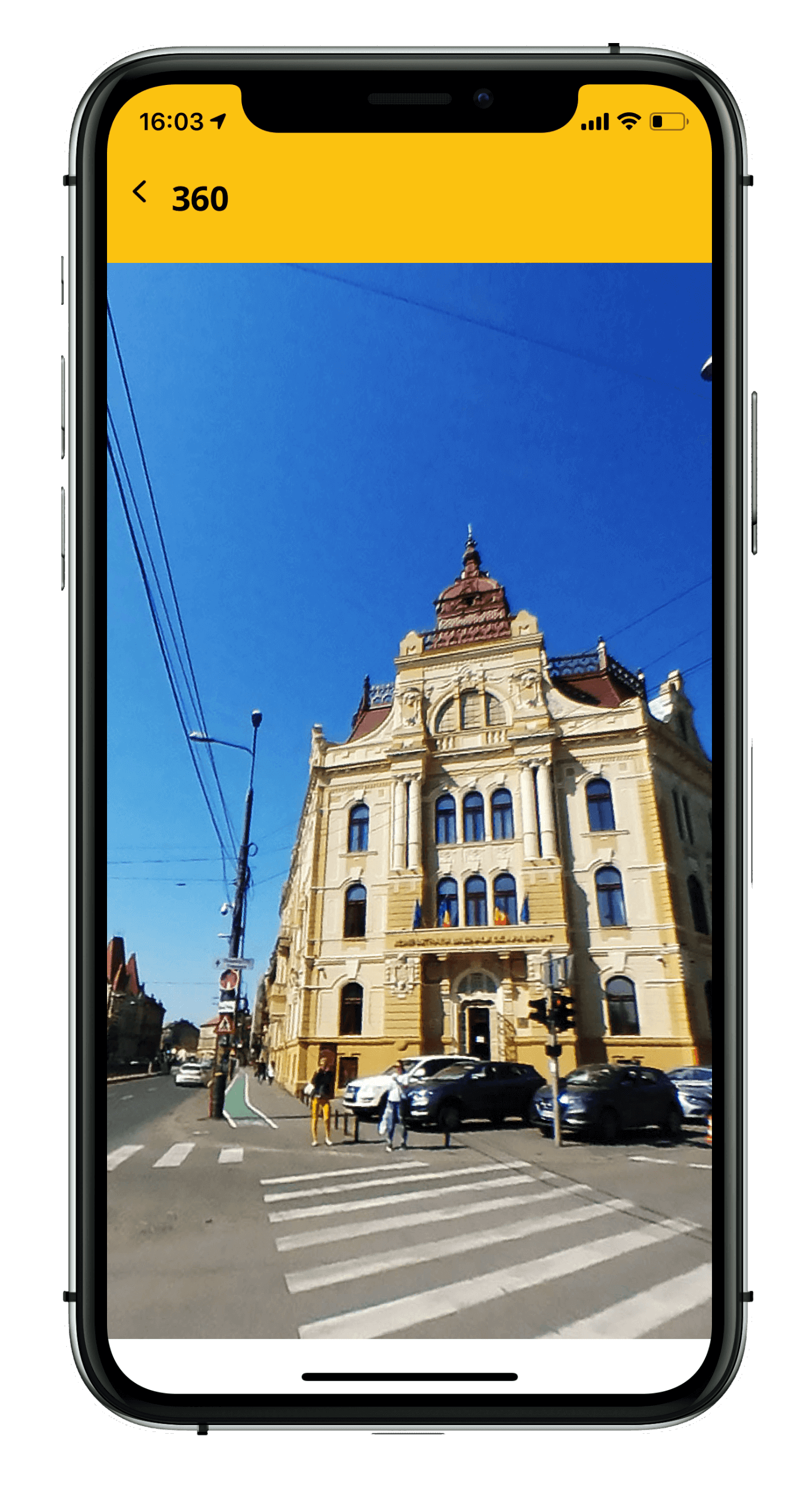 Spotlight Heritage Timisoara