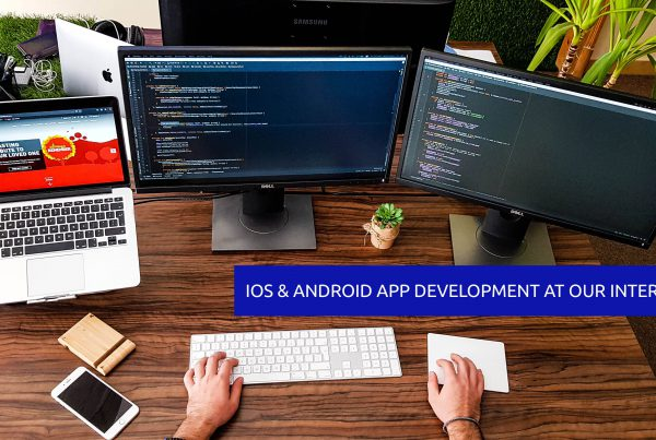 app development internship
