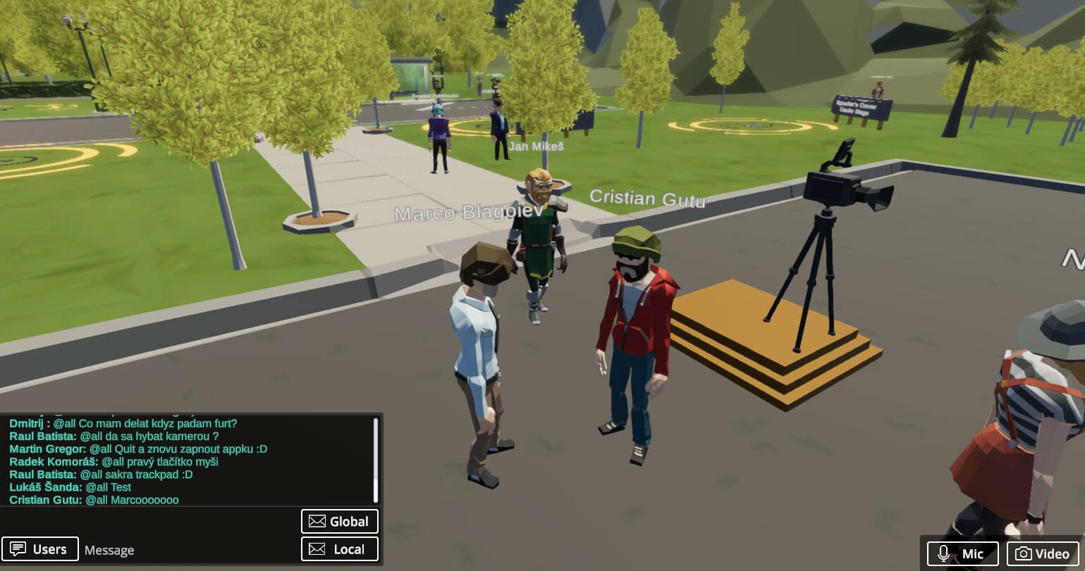 mdevcamp-VR-world