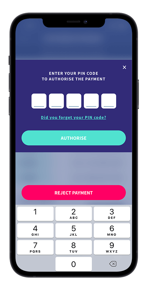 itspaid-wallet-app-authorize-payment